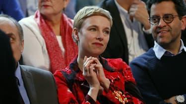 Clémentine Autain élue dans sa circonscription.