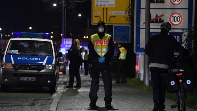 La mesure doit entrer en vigueur le 10 avril et concerner les Allemands et les ressortissants d'un État de l'Union européenne