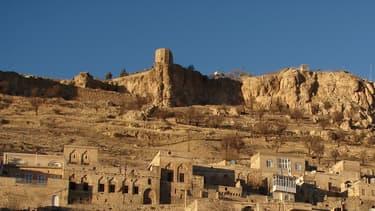 La ville de Mardin, dans le sud-est de la Turquie. (illustration)