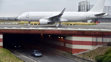 """""""Malgré quelques signaux positifs venant d'Airbus, qui remonte à 40 A320 par mois, notre activité est en recul de 40% par rapport à 2019"""", a expliqué Christian Cornille, président de Mecachrome."""