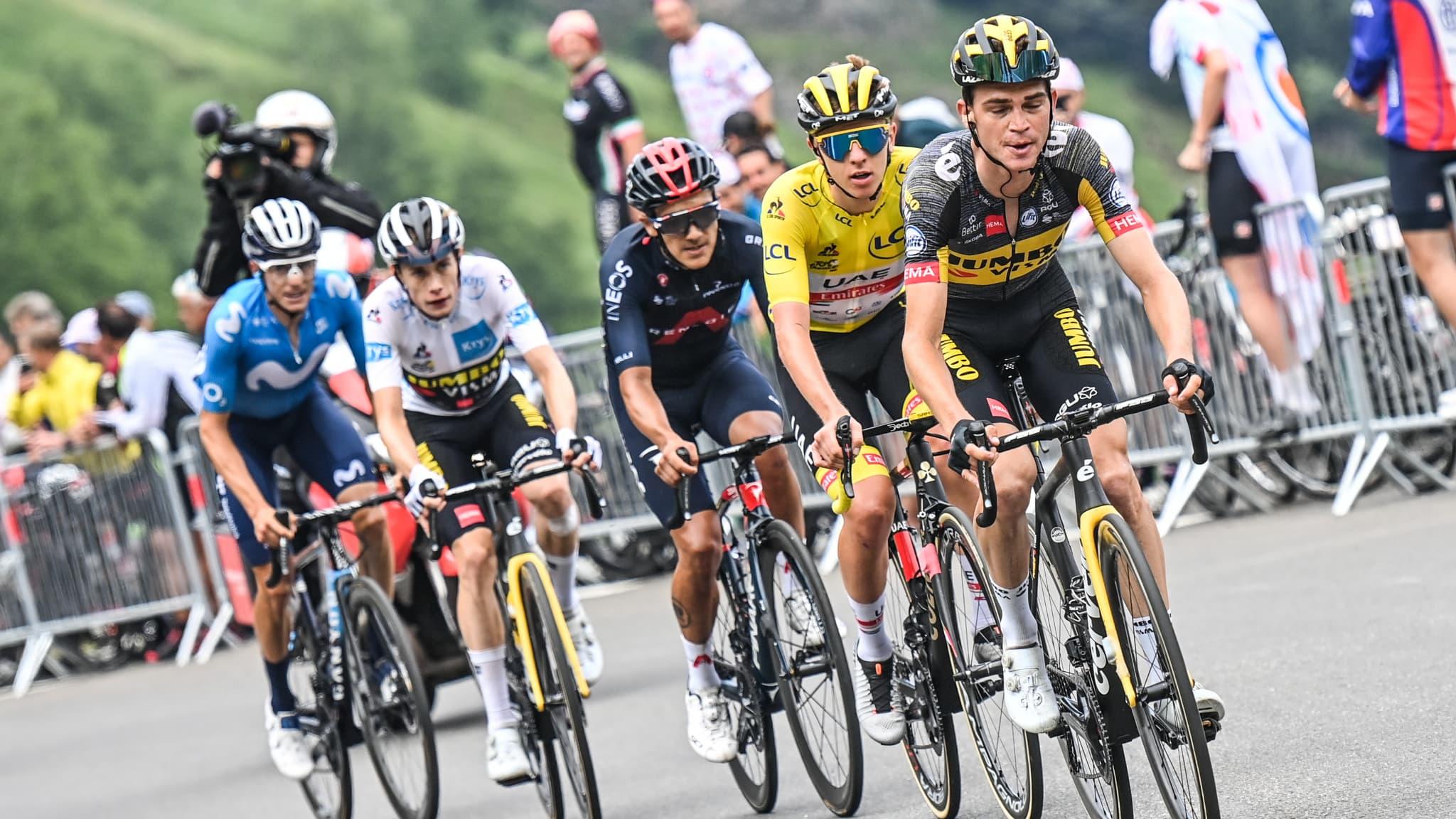 """Un Tour de France """"exceptionnel"""" pour France TV en termes d'audience"""