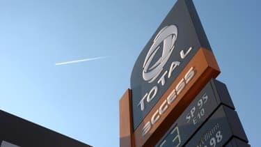 Les stations-service Total gagnées par la pénurie sont de plus en plus nombreuses