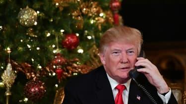 Donald Trump le 24 décembre