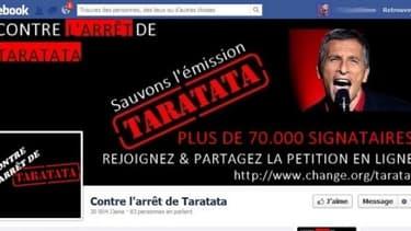 En mai dernier, alors que l'arrêt de l'émission n'était encore qu'une rumeur, une page Facebook de protestation a vu le jour.