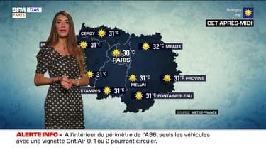 Météo Paris-Île-de-France du 5 août: Le plein soleil au rendez-vous