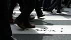 Cinq syndicats appellent à une journée d'actions interprofessionnelle mardi dans toute la France pour la défense de l'emploi, du pouvoir d'achat et des retraites, le prochain grand chantier du gouvernement. /Photo d'archives/REUTERS/Christine Grunnet