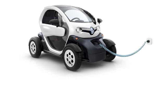 Le Twizy, quadricycle électrique de Renault pourrait bénéficier des nouvelles conditions d'attribution du bonus écologique.