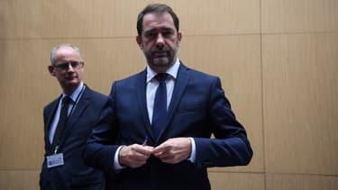 Christophe Castaner le 3 décembre, lors de son audition par la commission des lois de l'Assemblée nationale.