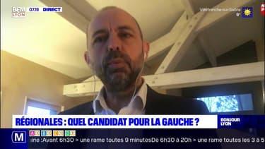 """Alliance PS-EELV aux régionales? """"Unis, nous sommes la seule alternative à Laurent Wauquiez"""" assure le maire de Bourg-en-Bresse"""