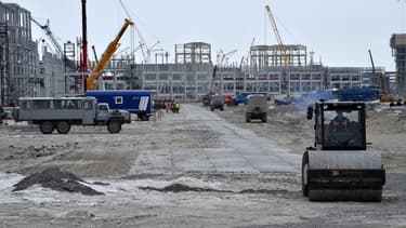 L'immense chantier gazier va être lancé dans la péninsule de Yamal (image d'illustration).