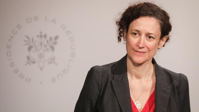 La secrétaire d'État auprès du ministre de la Transition écologique et solidaire, Emmanuelle Wargon.