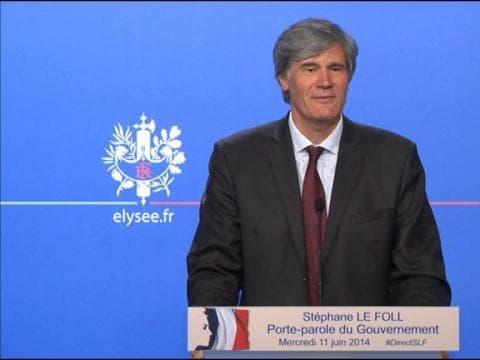 Le pronostic de Le Foll pour France/Honduras - 11/06