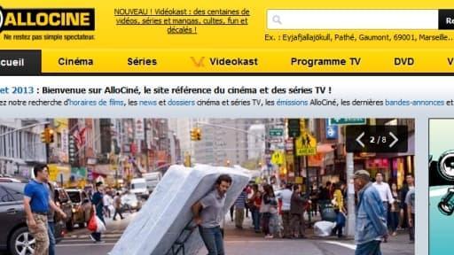 Allociné est né il y a vingt ans en tant que service téléphonique, avant de migrer sur le minitel puis sur le web.