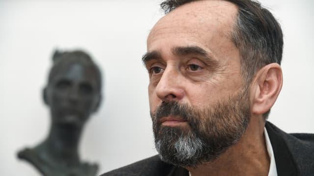 Robert Ménard à la mairie de Béziers, en 2018