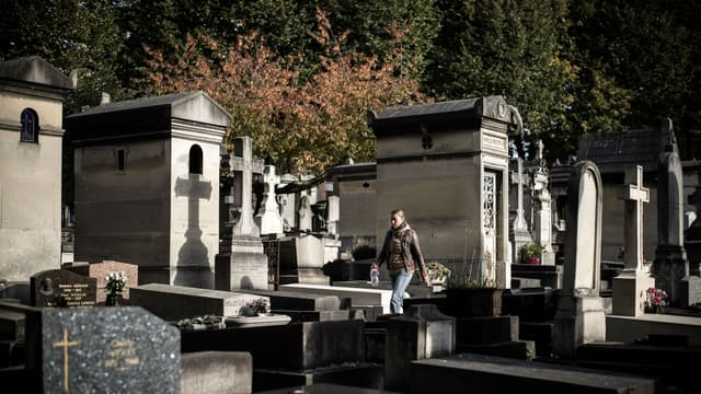 Le cimetière du Père Lachaise est le plus grand de Paris.