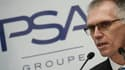 """""""En tant que citoyens, soit nous acceptons de payer la mobilité propre plus cher, soit nous mettons l'industrie automobile européenne en difficulté"""", estime Carlo Tavares, patron de PSA"""