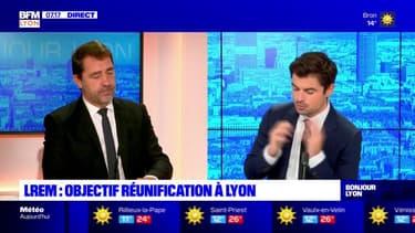 """Gérard Collomb impliqué dans la campagne LaREM pour 2022? Christophe Castaner """"le souhaite"""""""