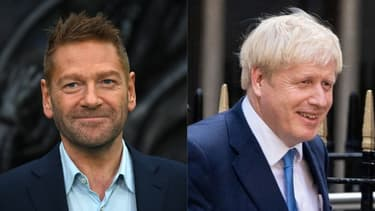 Kenneth Branagh va interpréter Boris Johnson