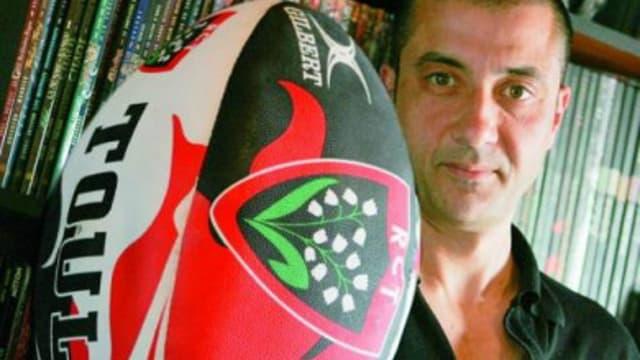 Mourad Boudjellal est heureux d'avoir pu mener à bien le transfert de Mathieu Bastareaud à Toulon.