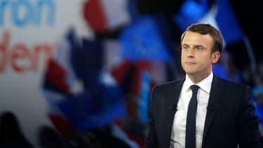 """Emmanuel Macron veut """"changer la mondialisation"""""""