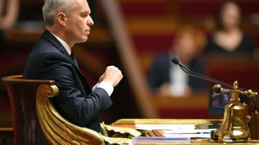 François de Rugy, le président de l'Assemblée nationale.