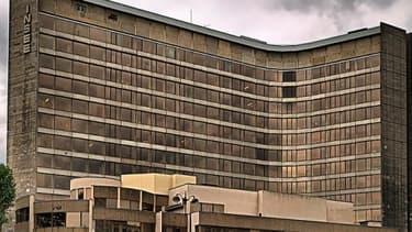 Le bâtiment de la direction générale de l'Insee, à Malakoff