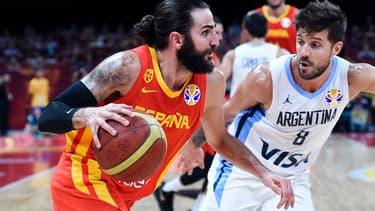 Espagne - Argentine.