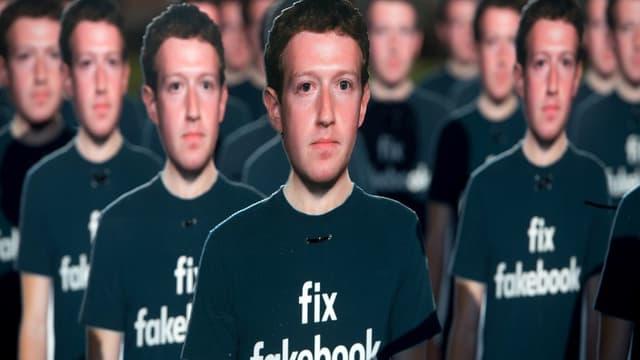 Facebook est une fois de plus pointé du doigt pour sa politique de modération.