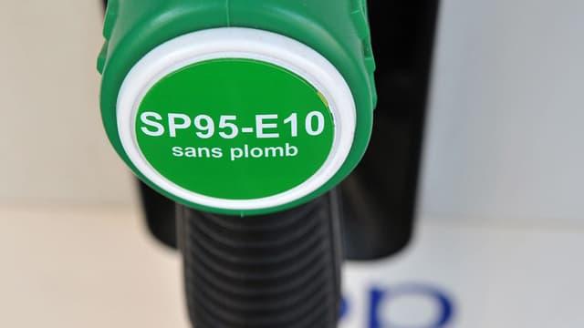 Le Sans-plomb 95 E-10 est la première essence consommée en France