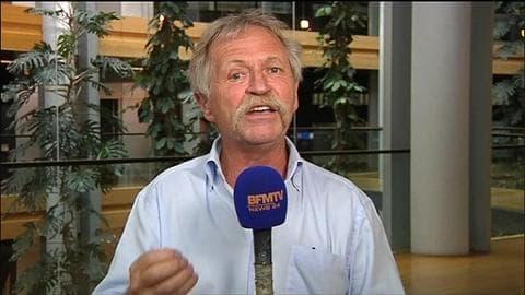 """""""Soutenir la Grèce, c'est sauver l'Europe"""", affirme José Bové"""
