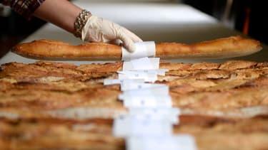 Le prix de la baguette de pain a progressé de plus de 50% en 23 ans.