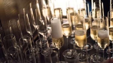 Les ventes de champagne ont été portées par les pays extérieurs à l'UE.