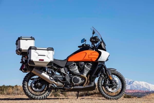 La Pan America est la moto d'aventurier de Harley-Davidson