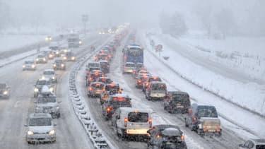 A quand l'obligation des pneus hiver pour les automobilistes ?