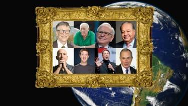 Les huit personnes les plus riches du monde possèdent autant que la moitié la plus pauvre de la population mondiale.