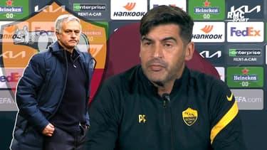 Roma : Fonseca évoque Mourinho et promet de tout donner jusqu'au bout
