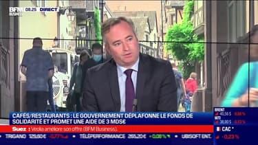 Jean-Baptiste Lemoyne (Quai d'Orsay): Tourisme, quel bilan estival pour la France ? - 30/09