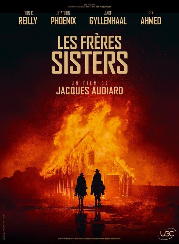 Affiche du nouveau Jacques Audiard