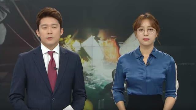Une présentatrice de télévision a porté des lunettes à l'antenne, un tabou en Corée du Sud