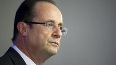 Le président français assure que le rapport Gallois et celui de l'OCDE sur la compétitivité des entreprises l'aideront à fixer le cap sur la croissance