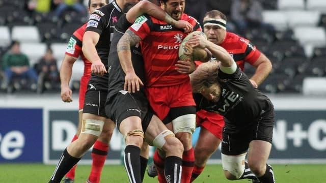 Face aux Ospreys, les Toulousains avaient bafouillé leur rugby