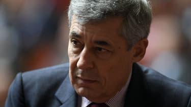 Le député Les Républicains Henri Guaino.