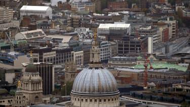 Selon une étude de la Deutsche Bank, le marché immobilier londonien pourrait bientôt se retourner à la baisse.