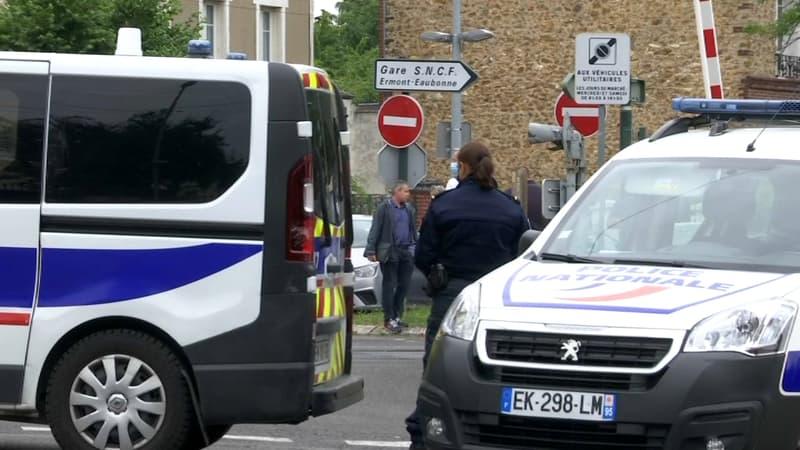 Homme tué près de la gare d'Ermont-Eaubonne: les enfants menacés par le suspect