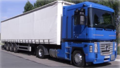 800 000 camions devraient être concernés par la future taxe