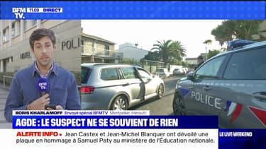 Septuagénaire assassinée à Agde: le suspect affirme à la police qu'il ne se souvient de rien