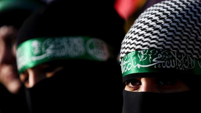 Des femmes musulmanes turques, à Istanbul, en août 2013. (photo d'illustration)