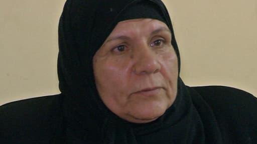 Rescapée des geôles syriennes, Hasna est aujourd'hui réfugiée en Jordanie.
