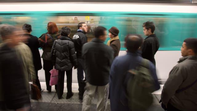 Un appel à la grève jeudi et vendredi est lancé à la RATP par la CGT .