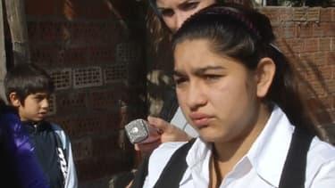 Leonarda au Kosovo après l'allocution de François Hollande le 19 octobre 2013
